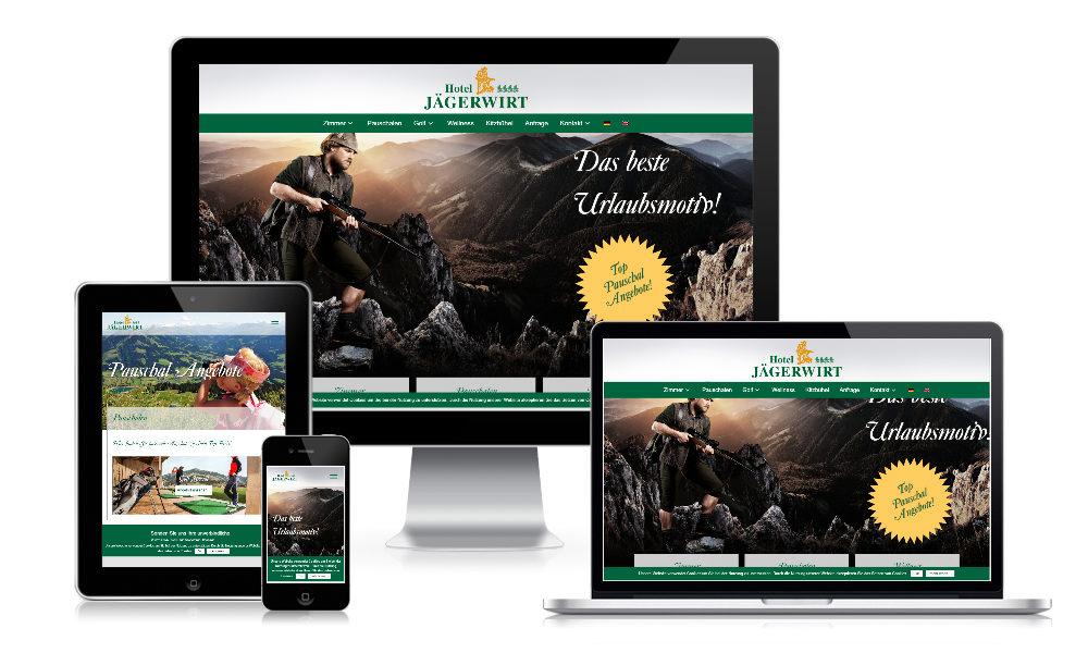 klubarbeit.net -referenzen-web-hotel-jaegerwirt