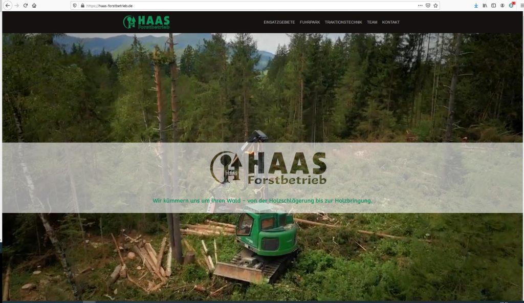 Luftbilder für Websites